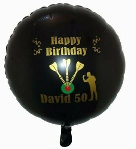 Darts balloon Personalised