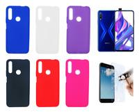 Etui Gel Silicone Housse Coque Pour Huawei Honor 9X / PRO + Protecteur Optionnel