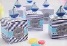 20 x Baby on Board Party Bomboniere Candy Box Treat Baby Shower Sweets Favours