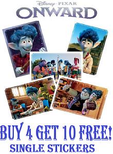 Panini ONWARD MOVIE Sticker Collection Disney (2020) Stickers  BUY 4 GET 10 FREE