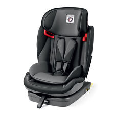 Car seat Gr.1/2/3 (Kg. 9-36) Viaggio 1-2-3 Via Crystal Black Peg Perego