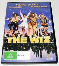 THE WIZ --- (Dvd)
