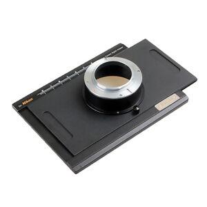 Nikon D750 D300 D7000 DSLR Digital Back Adapter For 4x5 Toyo Linhof Wista Camera