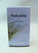 Yves Rocher NATURELLE Eau de Toilette Spray 75 ml 2.5 oz. NEW NIB Sealed