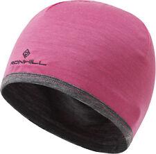 Ronhill Merino Running Beanie - Pink