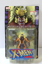 Marvel X-Men Classics Sabretooth 6 inch Action Figure  FREE SHIPPING