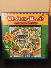 What's In A Word Puzzle And Game