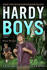 Movie Mission: Book Two in the Deathstalker Trilogy (Hardy Boys, Under-ExLibrary
