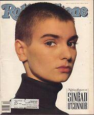 Rolling Stone June 14 1990 Sinead O'Conner  w/ML 122616DBE