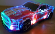 CHEVROLET CAMERO CAR BUMP AND GO TOY LED LIGHTS MUSIC BOYS GIRLS TOYS