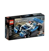 Lego Technic 42091 Police Pursuit - Brand New Sealed (Free Shipping)