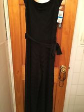 XOXO NEW Women's Size XL Junior Shimmer Belted Strapless Jumpsuit SZ X-LARGE $79