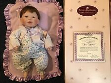 "Ashton Drake Porcelain Doll: ""Sweet Magnolia"" From In God's Garden Collection"