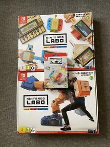 Nintendo Labo Switch Bundle