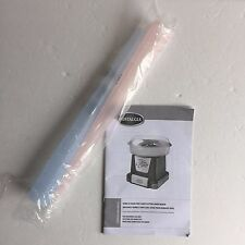 Cotton Candy Maker Replacement Cotton Candy 2 Wands and Instructions Nostalgia