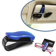 2016 Car Sun Visor Glasses Sunglasses Ticket Receipt Card Clip Storage Holder