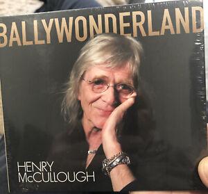 Henry McCullough - Ballywonderland New Sealed Cd Free Post U.K.