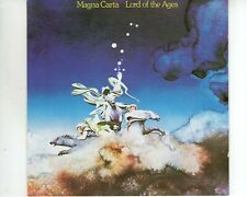 CD MAGNA CARTA	lord of the ages	GERMAN RED VERTIGO EX-  (A3692)