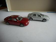 Bburago cod 4121F Alfa Romeo 156 x 2 + Boxes
