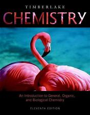 Chemistry : An Introduction to General, Organic, and Biological Chemistry 11th