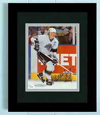 Wayne Gretzky Signed JSA COA 8X10 Framed & Double Matted Photo Auto Autographed