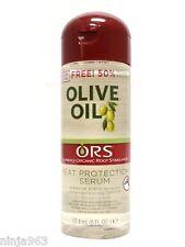 Organic Root Stimulator Olive Oil Heat Protection Serum