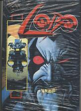 LOBO HARDCOVER # 1 - HETHKE 1991 - SIMON BISLEY - OVP