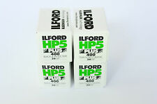 ILFORD HP5 PLUS 35mm 36 exp B+W (4 Pack) **CHEAPEST**