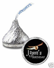 108 Harry Potter Movie Birthday Party Favors Personalized Kisses Labels