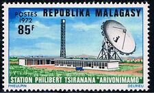 Malagasy Rep.SC465 Philbert Tsiranana Radar Station MNH 1972