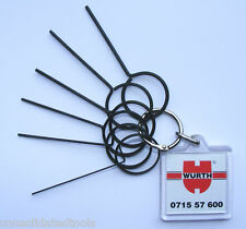 Wurth Automatic Tensioner Timing Belt Retaining pin set 0715 57 600