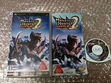Monster Hunter Portable 2 Sony PSP Import Japan