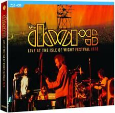The doors: LIVE AT THE ISLE OF WIGHT FESTIVAL 1970 [BLU-RAY + CD]