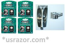 34 Wilkinson FX Diamond blades ft Schick Tracer Razor Cartridges Refills Germany