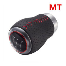 Universal 5 Speed Car Gear Shift Knob Metal Gear Head Manual Shift Lever Knobs