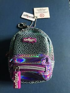 Girls Smiggle Wallet / Purse Mini Rucksack Key ring Never used Look!!!