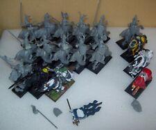 Warhammer Fantasy/edad de Sigmar Bretonnian Caballeros del reino x12