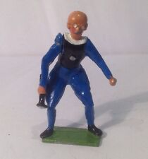 Dr Huer, Buck Rogers Figure. Copy By Dille Family Trust 1988 Under Licence