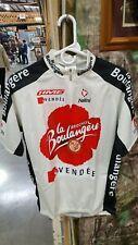 Nalini La Boulangere Brioches Time Vendee Cycling Jersey Mens 6/XXL NWT