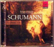 Schumann: Symphonies 1-4 (CD, Mar-2001, 2 Discs, Angel Records (Holland))
