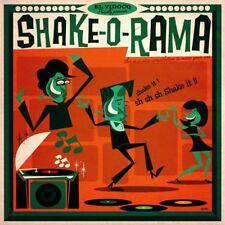 Shake-O-Rama LP & CD JUKEBOX MUSIC FACTORY 2016 El VIDOCQ Comp