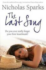 The Last Song by Nicholas Sparks (Paperback, 2009)