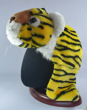 Tiger Peluche Cartoon Animal Chapeau Moelleux Cap Leicester Cincinnati Hull Detroit Fan