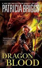 Hurog #2: Dragon Blood by Patricia Briggs (2002, Mass Market Paperback)