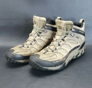 Brindle MERRELL WATERPROOF hiking Shoes/Boots Men US Size: 12 Discontinued