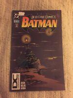 Detective Comics 687 DC Universe Logo Variant [DC Comics, 1995]