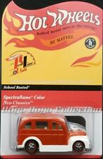 Hot Wheels RLC Neo Classics Subscription School Busted Spectaflame
