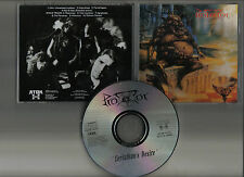 PROTECTOR - Leviathan's desire CD RARE THRASH METAL ATOM H reissue MANDATOR RISK