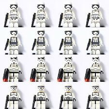 16pcs SET Star Wars Stormtrooper Clone Trooper Custom Minifigures Fits Lego