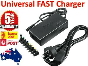 Universal Computer Charger For PC Laptop & Notebook AC/DC Adapter Adjustable 96W